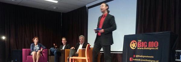 bedrijfstheater blog improvisatie talkshow The Big Mo