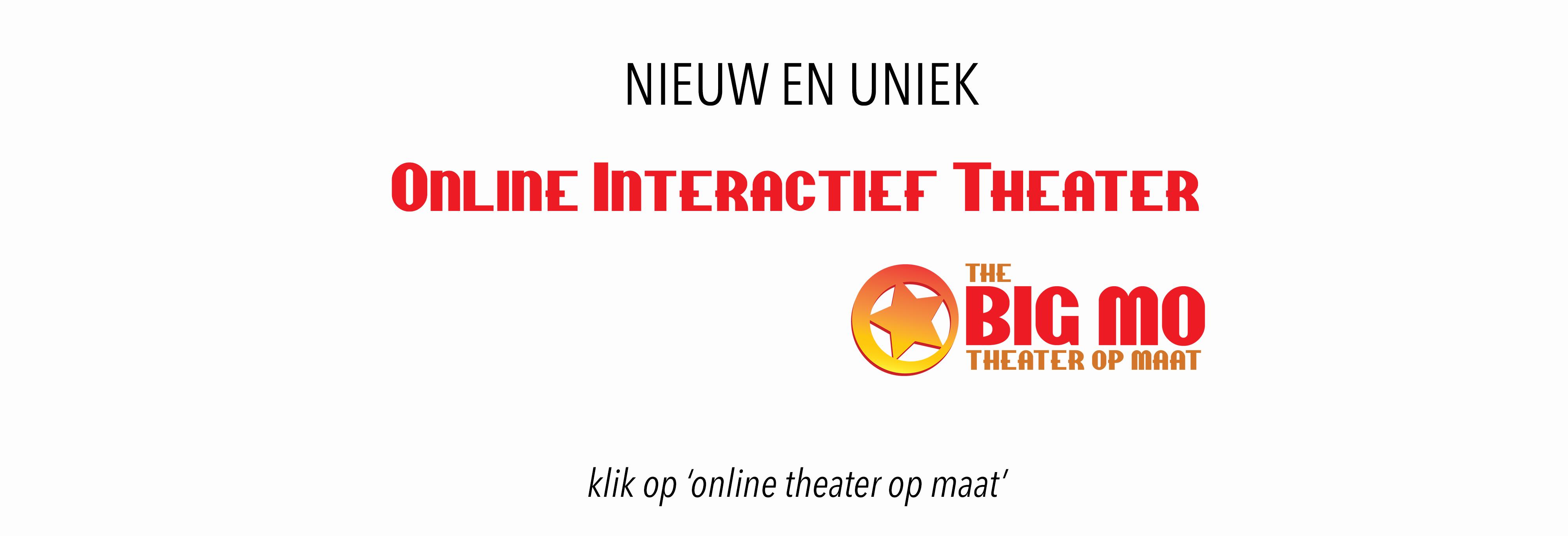 online interactief theater