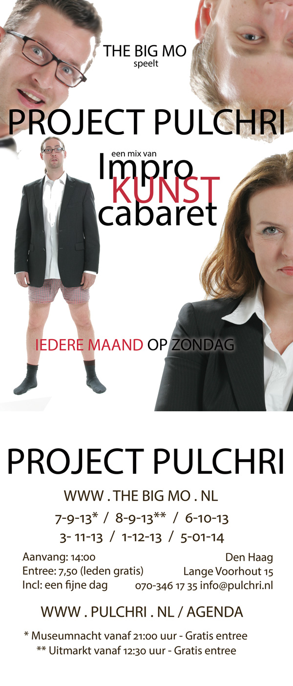 Flyer Project Pulchri