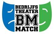 Logo van bedrijfstheater match