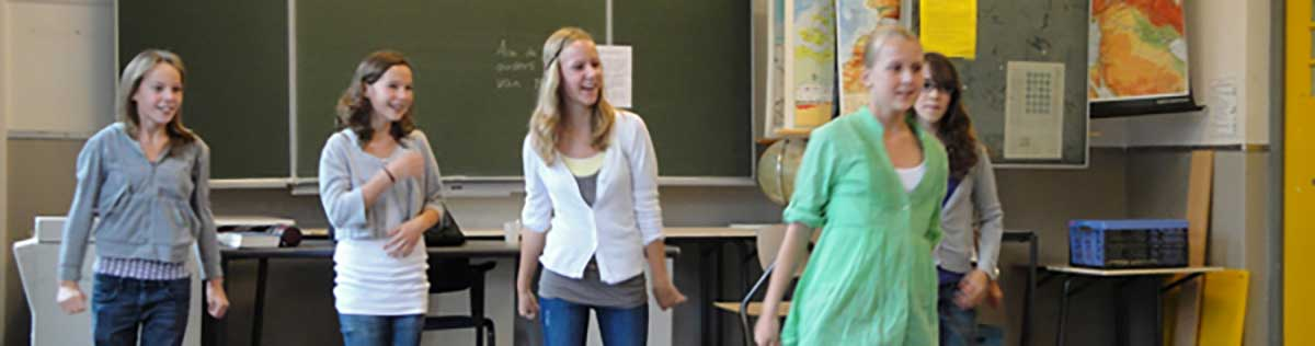 theaterworkshop in de klas