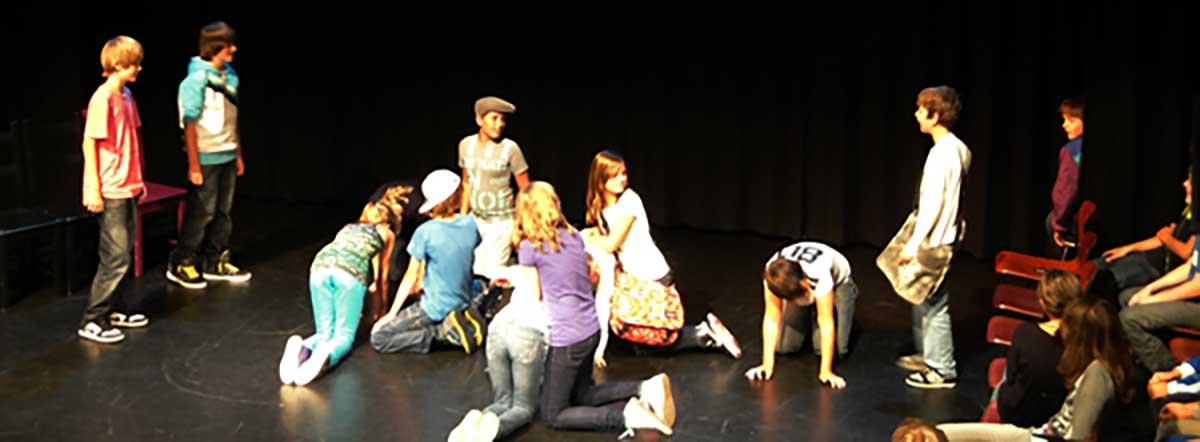workshop improvisatietheater voor scholen